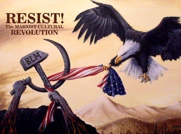 RESIST!  The MARXIST CULTURAL  REVOLUTION